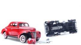 פגיעה בתאונת דרכים