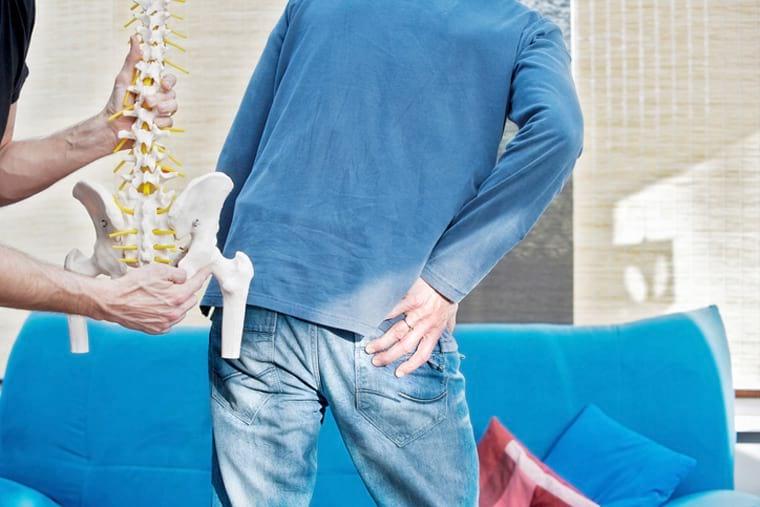 החלפה רשלנית של מפרק הירך