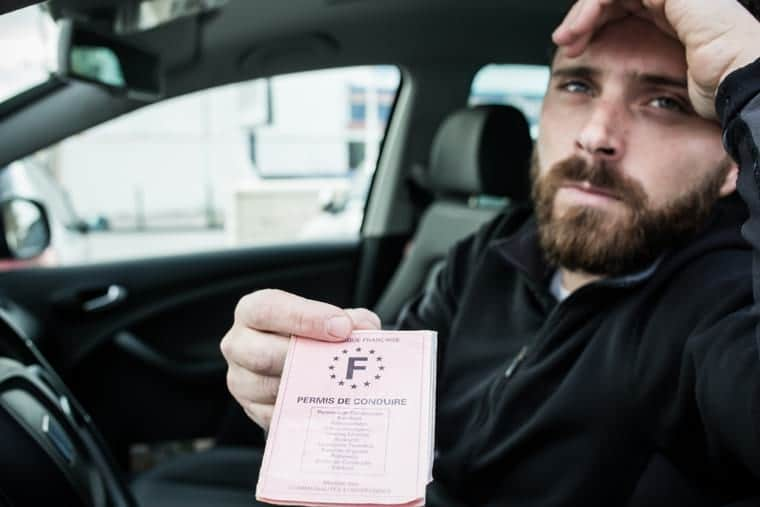 נהיגה ללא רישיון