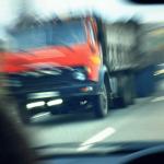 תאונת משאית