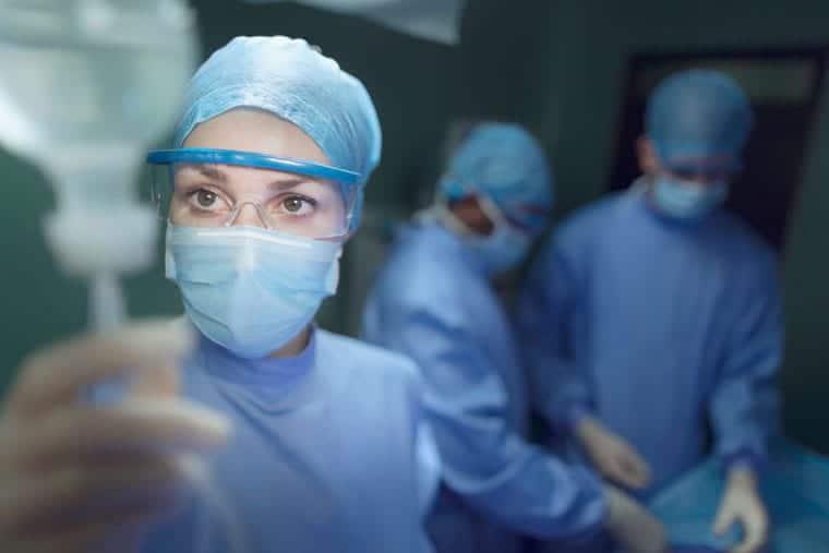 רשלנות רופא מרדים