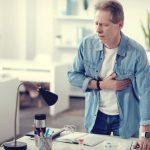 התקף לב מעבודה