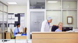 רשלנות מזכירות מרפאה