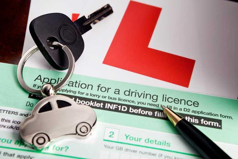 רישיון נהיגה